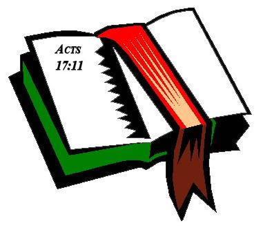 Bible Acts 17:11